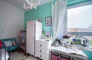 Pokój Polianny Home Stagerka pokoik dziewczynki