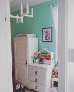 home stagerka miniszklarnia ikea na książki dla dzieci