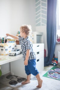 pokój dla chłopca Home stagerka
