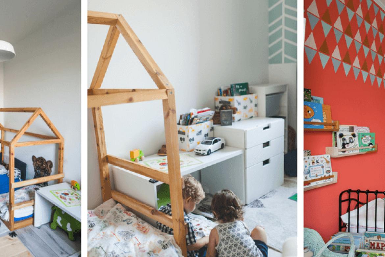 Jak stworzyć pokój dla dziecka, który rośnie razem z nim?