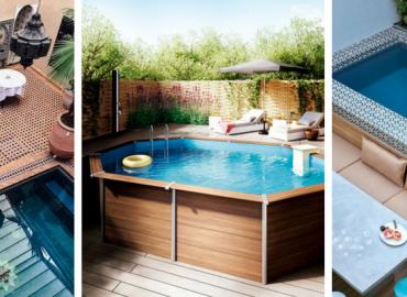 Zamiast trawnika i tuji w szpalerze… pomysły na niekonwencjonalne ogrody i tarasy. Z basenem.