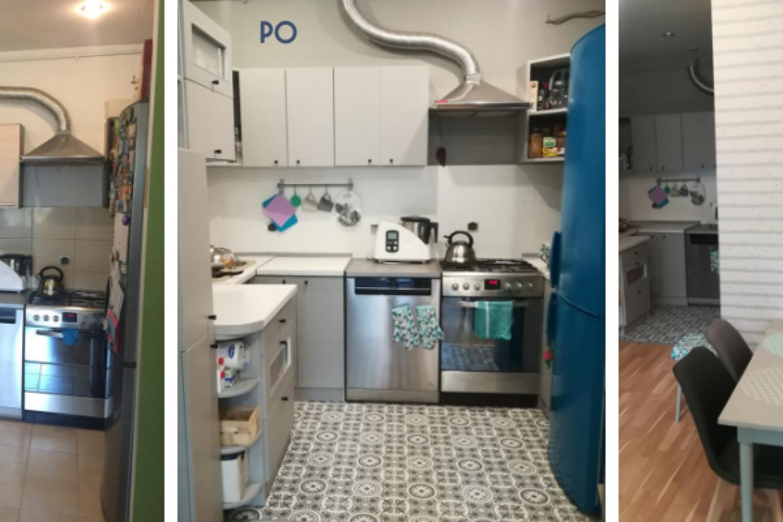 Metamorfoza mieszkania w Warszawie – Home staging dla domu