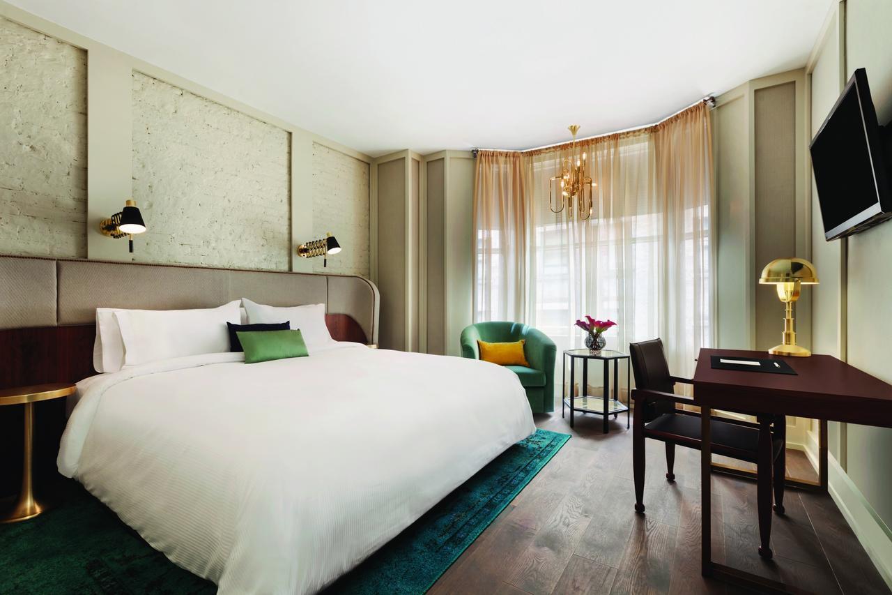 The Evelyn piękny hotel w Nowym Jorku