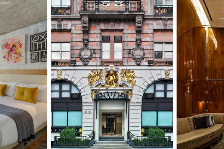 Najpiękniejsze hotele w Nowym Jorku – cz.1