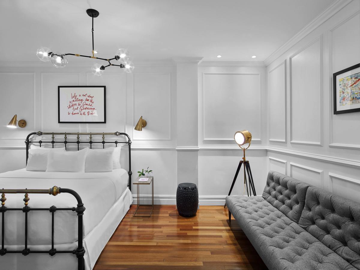 LIFE Hotel NoMad piękny hotel w Nowym Jorku