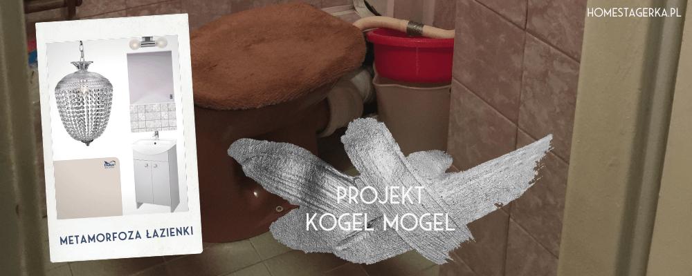 metamorfoza łazienki – projekt kogel mogel