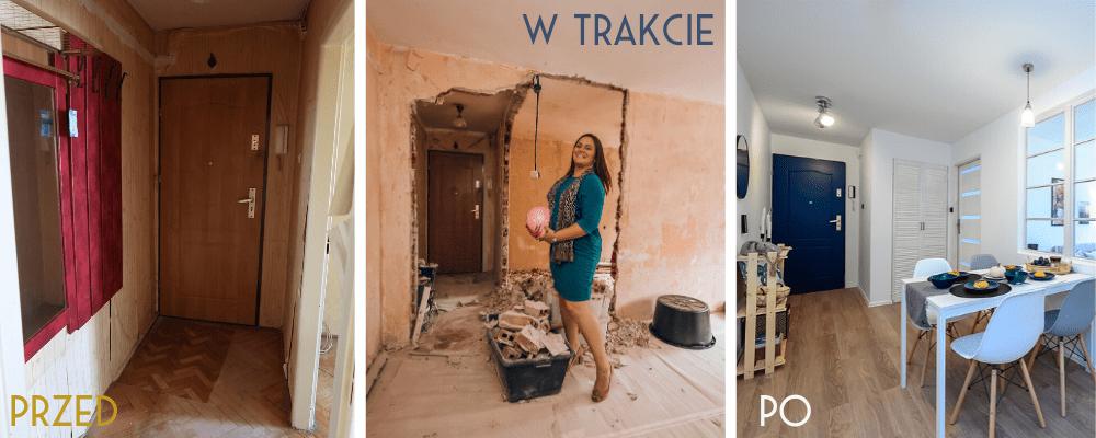 projekt kogel mogel home staging mieszkania na sprzedaż lubin