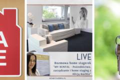 Przy lampce o wnętrzach – Rozmowy home stagerek – Alicja Kuchta MYRENTAL