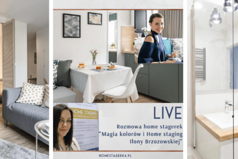 Przy Lampce o wnętrzach – Rozmowy Home stagerek – Ilona Brzozowska