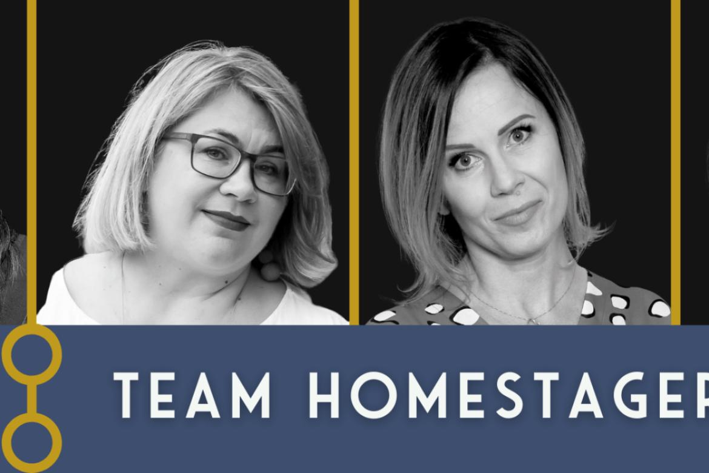 Przedstawiamy… Team Homestagerka.pl